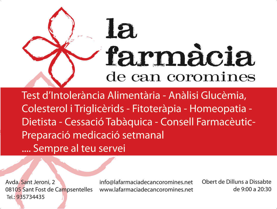 farmacia can coromines